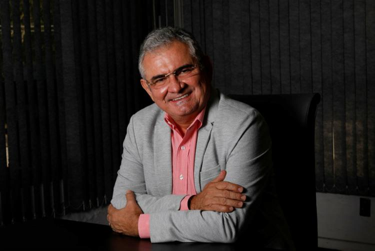 Coronel era um deputado ausente que virou presidente e sai do mandato eleito senador - Foto: Margarida Neide | Ag. A TARDE