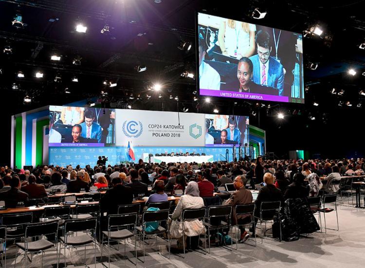Expectativa da ONU é que os 196 países-membros façam plano de ação - Foto: Janek Skarzynski   AFP