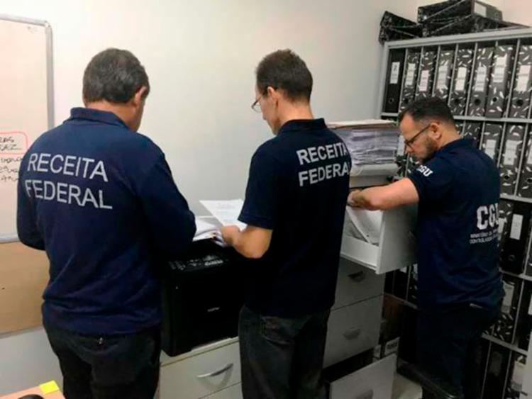 Cooperativa foi alvo de operação que cumpriu 23 mandados de busca e apreensão e 10 de prisão - Foto: Divulgação