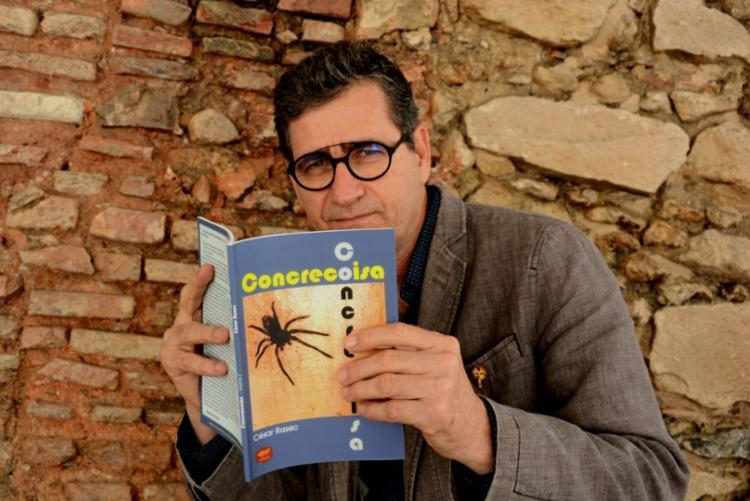 O termo foi originado por Rasec quando foi dar nome às criações verbovisuais - Foto: Antonio Queirós
