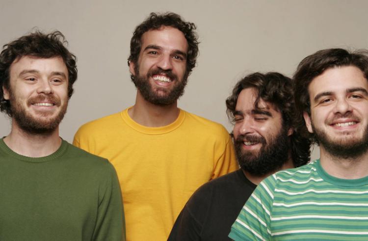 O quarteto passou quatro anos longe dos palcos - Foto: Divulgação