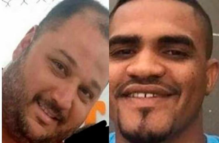 Neilton e Anderson estão desaparecidos desde a última sexta-feira - Foto: Divulgação