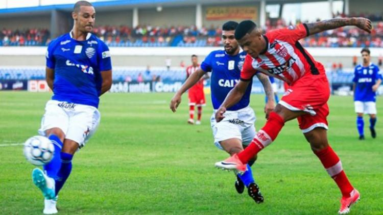 Iago marcou seis gols nesta temporada - Foto: Ailton Cruz   Gazeta de Alagoas