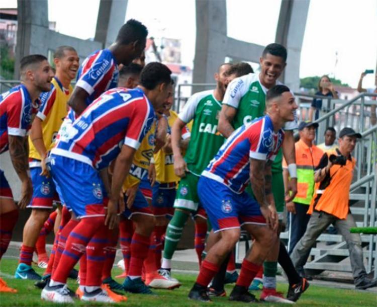 Em 2018, o meia foi artilheiro do clube, com 13 gols, ao lado de Edigar Junio e Zé Rafael - Foto: Reprodução | Instagram