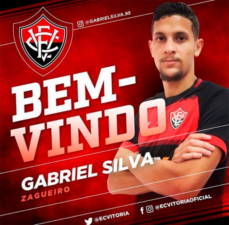 O defensor chega para compor a equipe Sub-23, que se reapresentou ontem no Barradão - Foto: EC Vitória | Divulgação