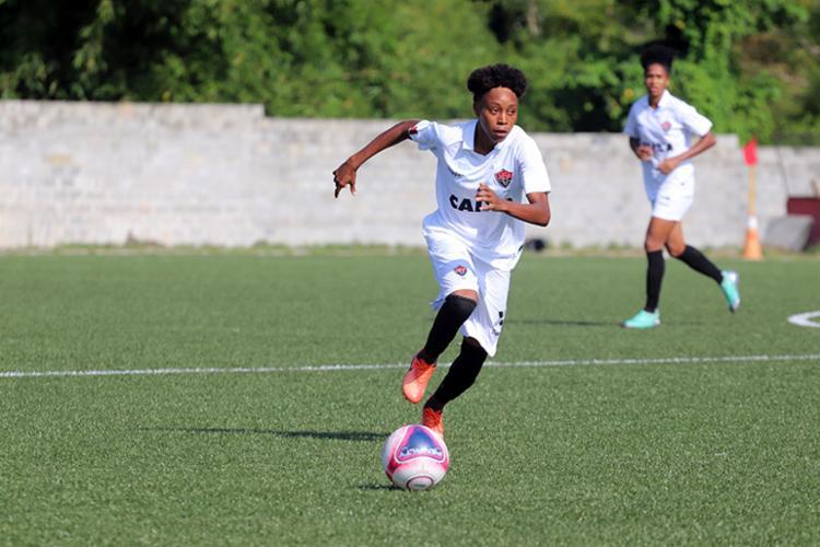 Leoas ganharam do Jequié por 1 a 0 em jogo único na semifinal - Foto: Maurícia da Matta   EC Vitória
