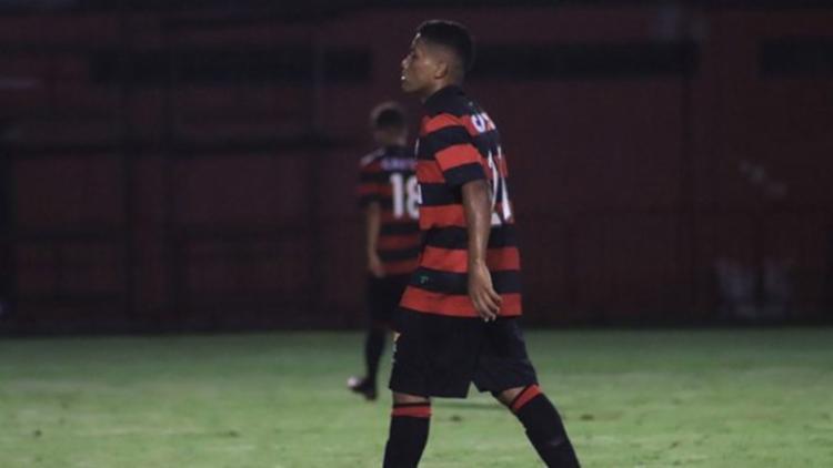 Pelo Vitória, o atacante atuou em apenas duas oportunidades no Sub-23 e marcou um gol - Foto: Mauricia da Matta   EC Vitória