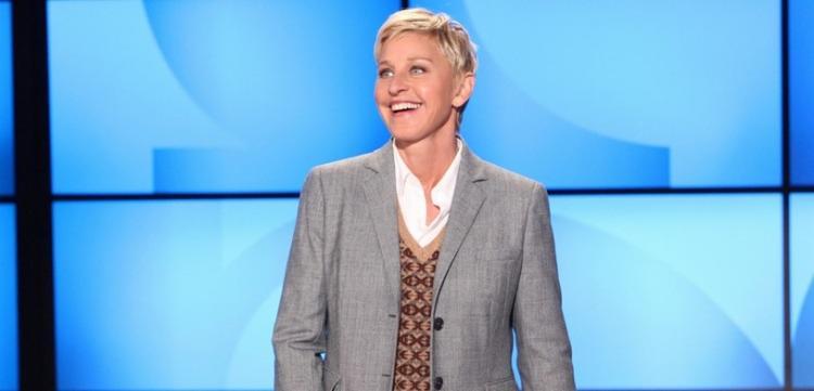 Recentemente, a apresentadora Ellen estendeu seu contrato até o meio do ano de 2020, mas revela que chegou perto de recusar a oferta. - Foto: Divulgação