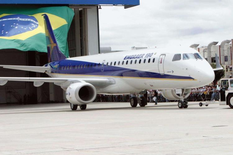 A fabricante de aviões brasileira terá poder de decisão para alguns temas estratégicos - Foto: Antonio Milena | Divulgação