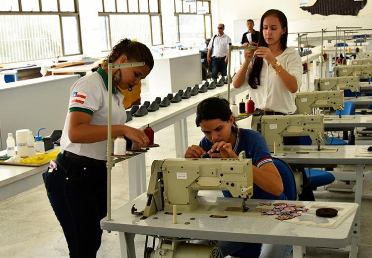 A fábrica visa potencializar a formação profissional, social e cultural dos estudantes - Foto: Divulgação