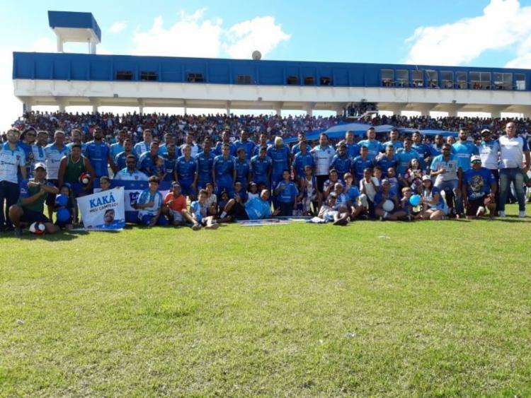 O Itamaraju se consagrou tricampeão da competição - Foto: FBF