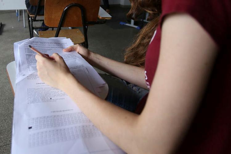Candidatos serão submetidos a prova objetiva - Foto: Joá Souza   Ag. A TARDE