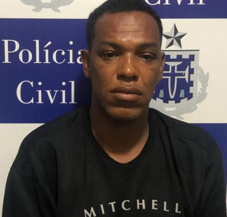 Rogério Ferreira dos Santos, 42 anos, foi condenado a mais de 6 anos de prisão - Foto: Divulgação | Polícia Civil