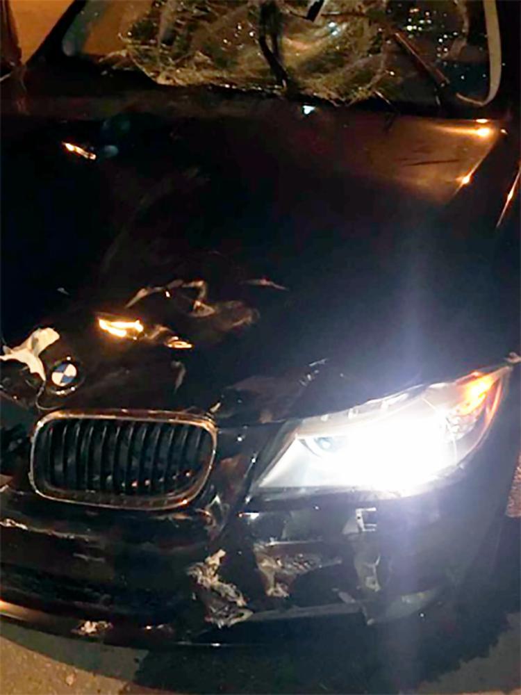 Homem teria provocado o acidente ao tentar ultrapassar moto em alta velocidade - Foto: Radar 64
