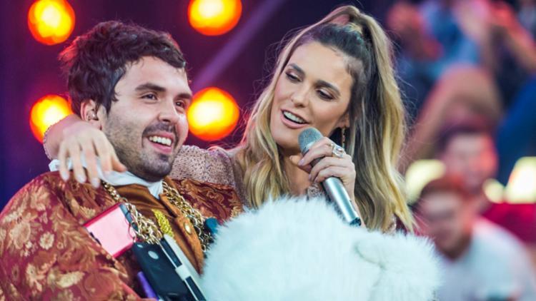 Fernanda Lima apresentou última edição desta temporada fazendo uma retrospectiva - Foto: Paulo Belote   TV Globo
