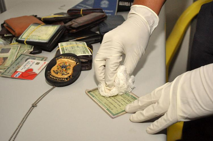 Carteira de identidade, carteira de habilitação e cartões de crédito estão entre os mais perdidos - Foto: Jefferson Peixoto   Divulgação   Secom