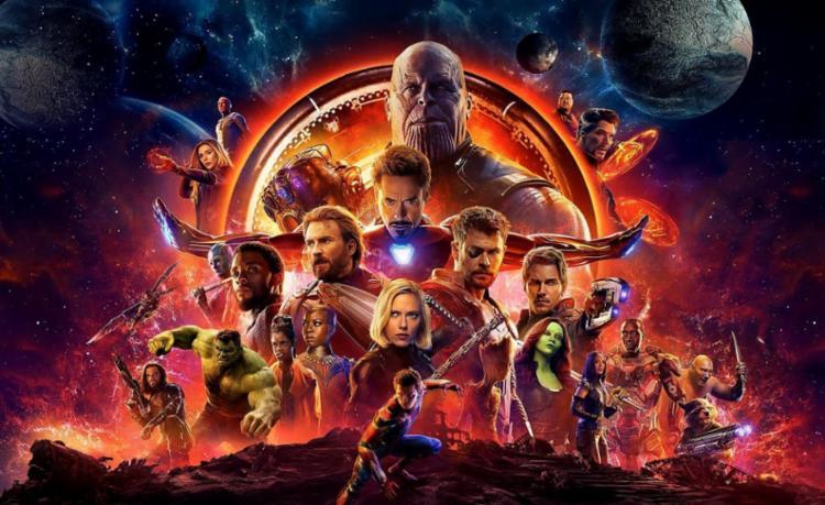 Os Vingadores teve a maior bilheteria do ano e é um dos melhores filmes de heróis - Foto: Divulgação