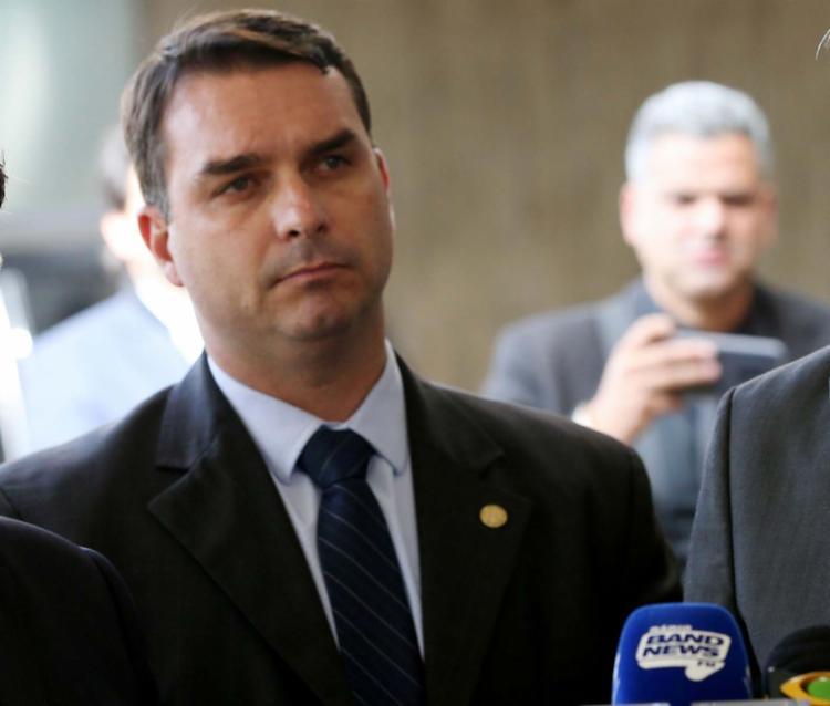 Órgão mostrou Nathalia transferiu os R$ 97.641,20 para a conta do assessor de Flávio - Foto: Wilson Dias | Agência Brasil