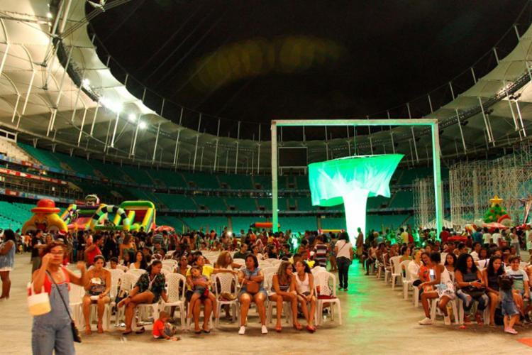 A expectativa é que o evento atraía cerca de cinco mil pessoas