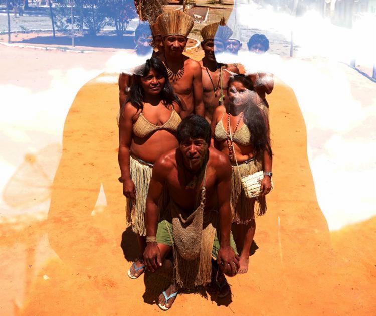 Para Wallace Bastos, é preciso garantir direitos dos mais de 300 povos indígenas - Foto: Divulgação