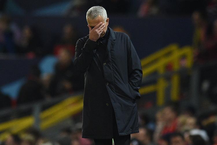 A saída de Mourinho, porém, custará caro ao United - Foto: Oli Scarff   AFP