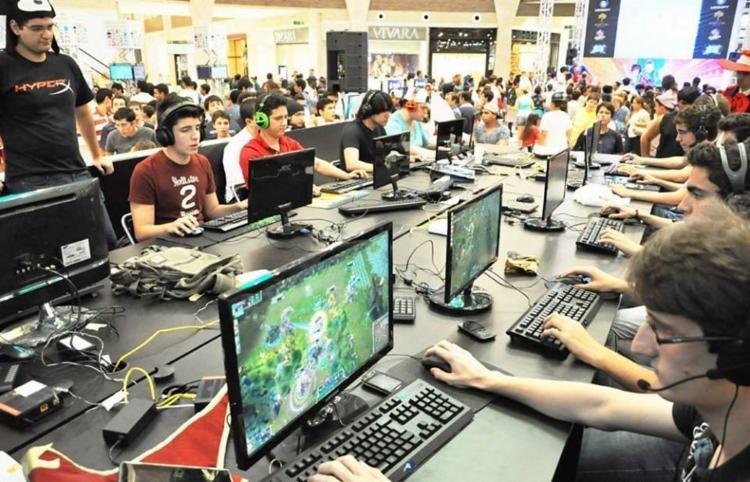 No total serão investidos mais de R$ 35 milhões para a produção e comercialização de jogos eletrônicos e R$ 10 milhões de investimento em aceleradoras. - Foto: Divulgação