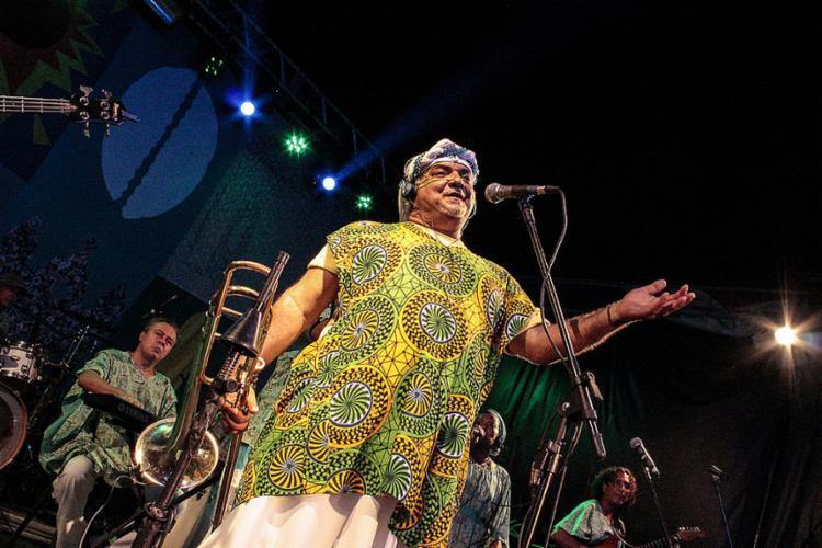 O cantor Gerônimo Santana se apresentará no Largo Tereza Batista na terça-feira, 12 - Foto: Divulgação