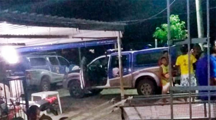 Anderson Silva do Vale, que era usuário de drogas estava acompanhado da esposa no momento em que homens chegaram ao local - Foto: Reprodução | blog do Marcelo