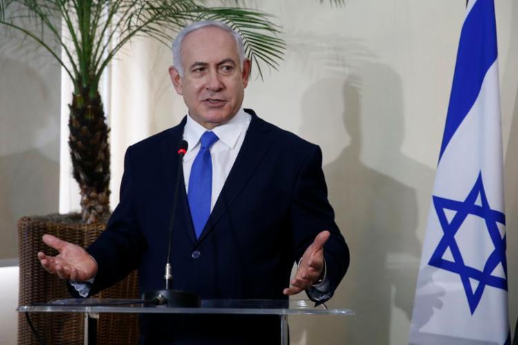 Benjamin Netanyahu participou de encontro com a comunidade judaica do Rio de Janeiro - Foto: Fernando Frazão | Agência Brasil