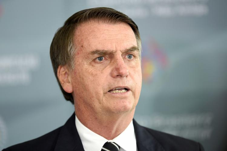 Jair Bolsonaro vai discursar durante cerimônia de diplomação - Foto: Evaristo Sá | AFP