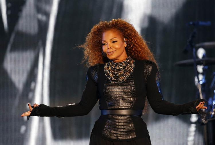 Janet Jackson havia sido indicada duas vezes antes, mas nunca foi escolhida - Foto: Divulgação