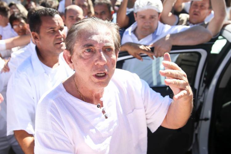 Médium goiano é acusado de abuso e assédio sexual de centenas de mulheres - Foto: Marcelo Camargo | Agência Brasil