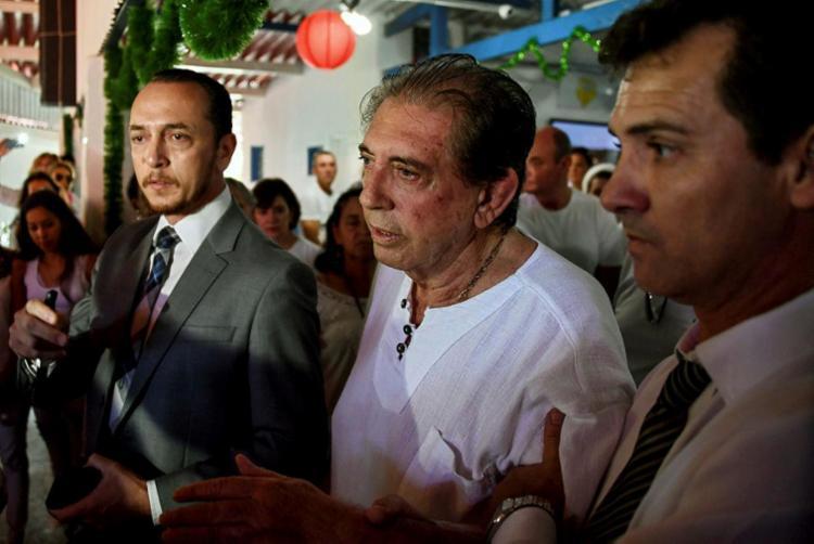 Mais de 300 mulheres fizeram denúncias contra o líder religioso - Foto: Evaristo Sá | AFP
