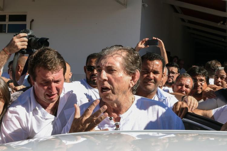 Médium se entregou e está preso em complexo prisional de Goiânia - Foto: Evaristo Sá l AFP