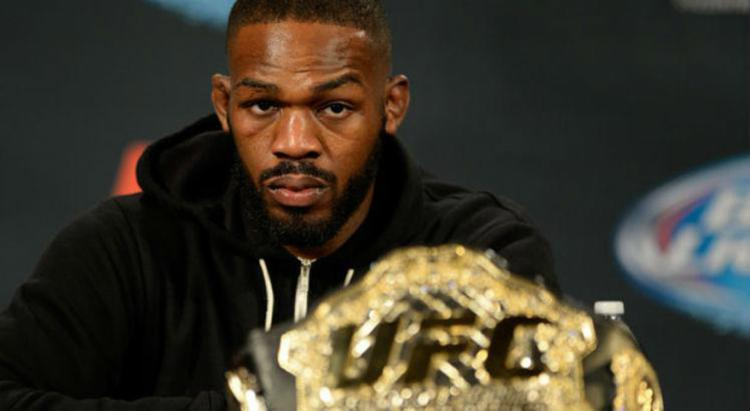 O norte-americano não conseguiu licença para lutar em Las Vegas - Foto: AFP