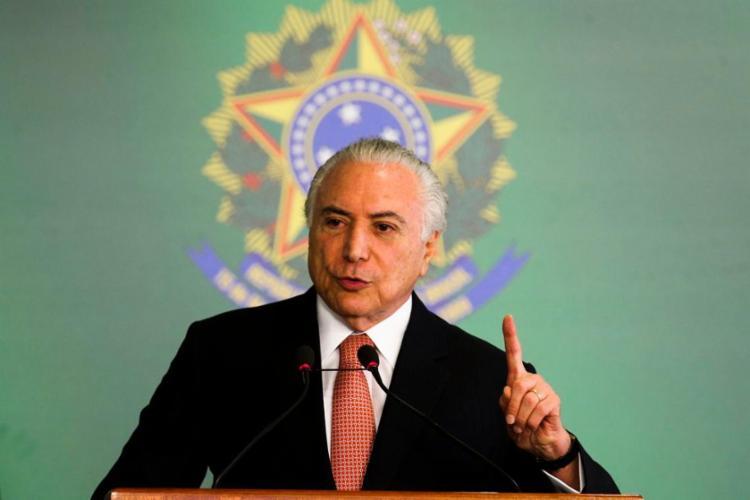 Juiz alegou que a prisão do ex-presidente foi uma medida cautelar extrema por causa de evidentes pressupostos - Foto: Antonio Cruz l Agência Brasil