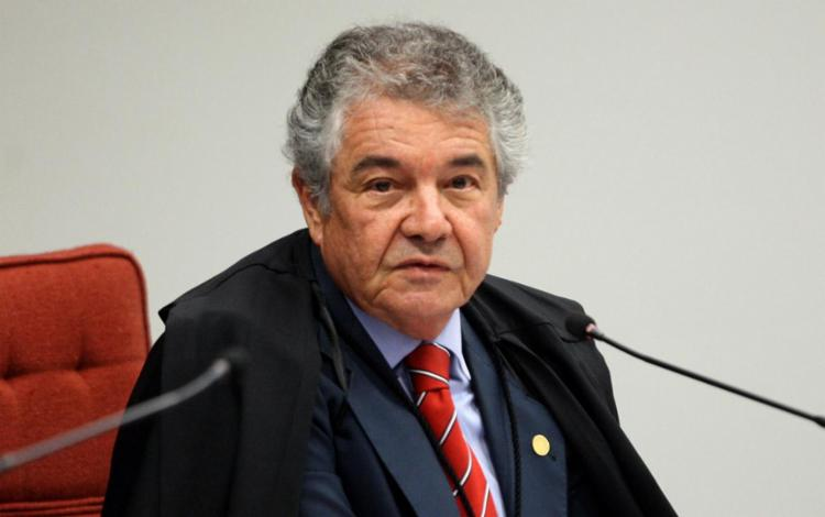 Marco Aurélio, ministro do STF: