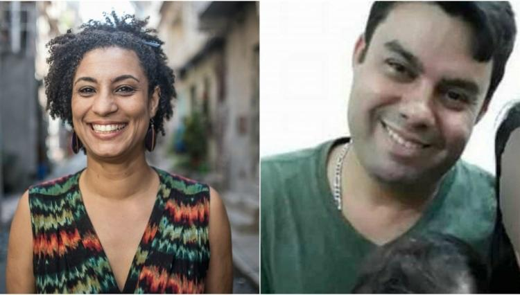 Os suspeitos de envolvimento na morte da vereadora Marielle Franco e o motorista Anderson Gomes seriam milicianos - Foto: Divulgação