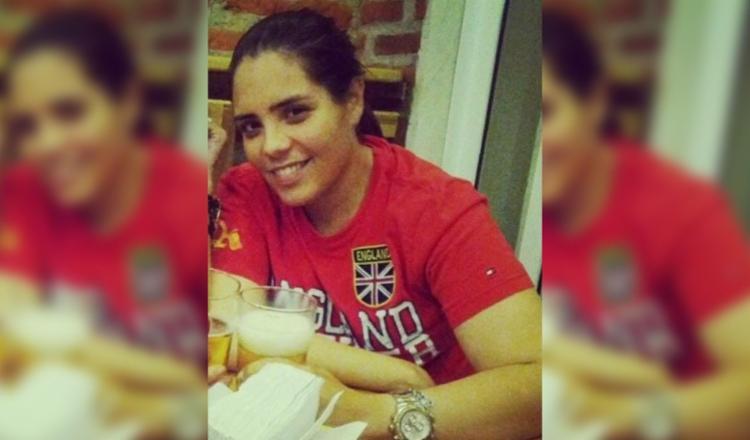 Melissa Martínez García foi resgatada durante uma operação da polícia - Foto: Reprodução