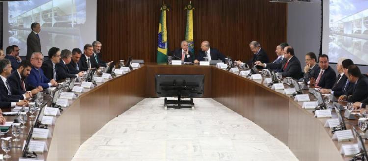 O desabafo ocorreu durante sua última reunião com a equipe ministerial - Foto: Antonio Cruz | Agência Brasil
