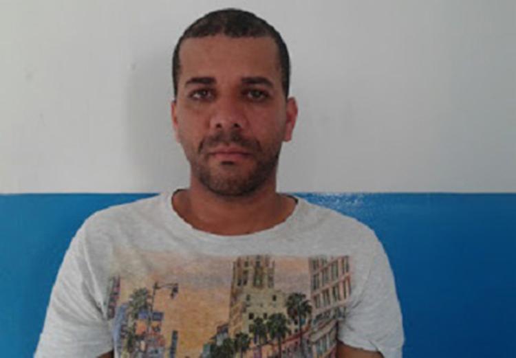 O mototaxista Danilo Santos de Jesus, 29 anos, foi surpreendida por dois homens em uma moto, que já chegaram atirando - Foto: Reprodução | blog Ocorrência Policial