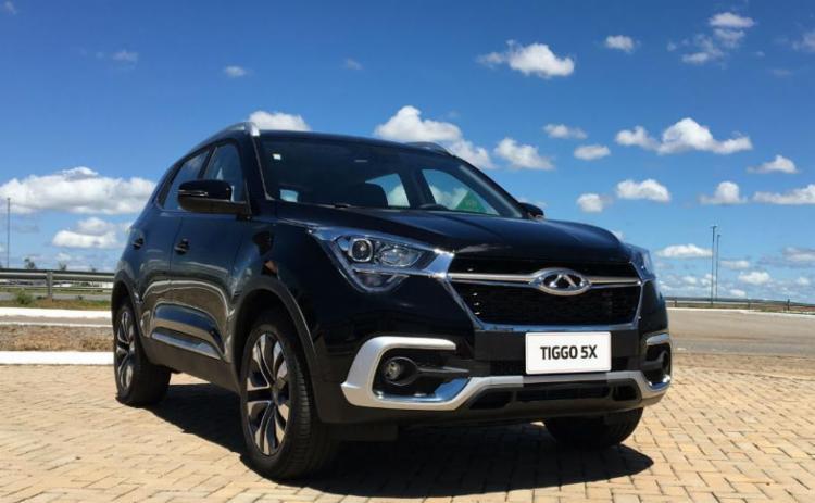 SUV estará disponível já na próxima semana em duas versões: T (R$ 86.990) e TXS (R$ 96.990). - Foto: Guilherme Magna