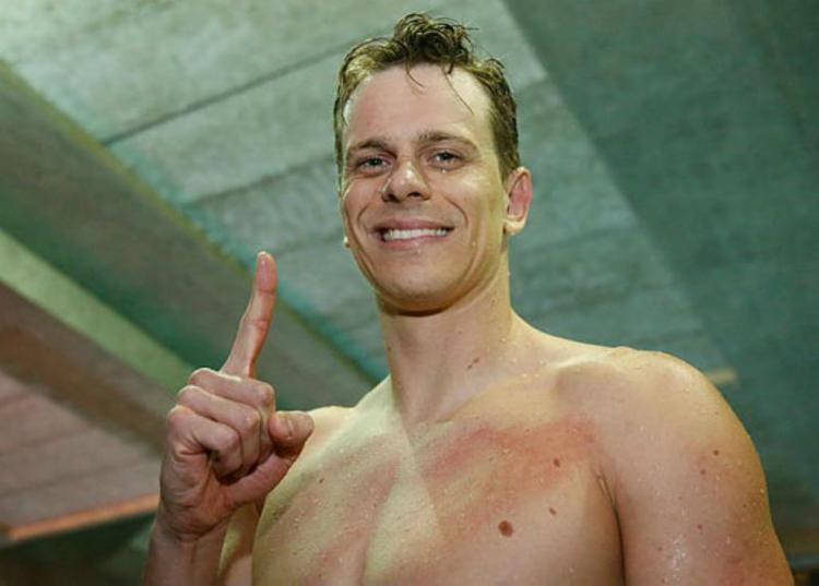 Cielo é considerado o maior nadador brasileiro da história - Foto: Satiro Sodré / SSPress / CBDA