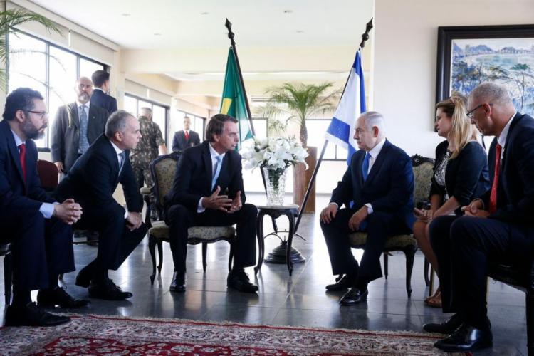 No domingo, 13, o parlamento de Israel aprovou a troca de primeiro-ministro por uma margem apertada | Foto: Fernando Frazão l Agência Brasil - Foto: Fernando Frazão l Agência Brasil