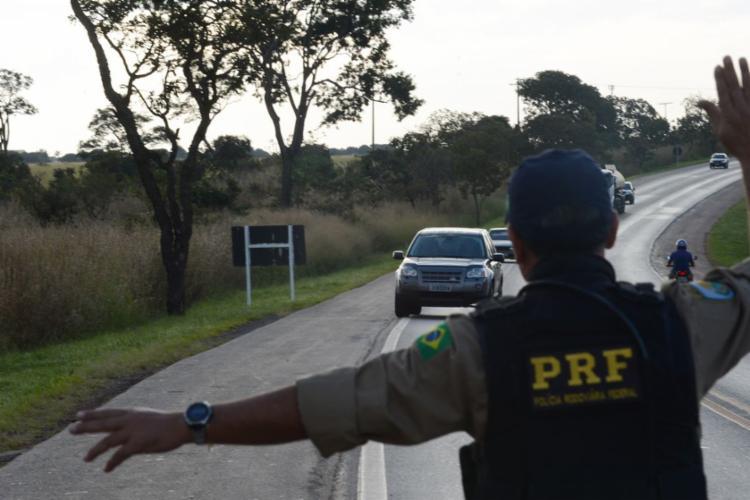 Corporação vai intensificar ações na tentativa de coibir condutas que resultam em acidentes de maior gravidade - Foto: Marcello Casal Jr | Agência Brasil
