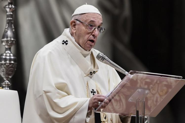 O texto do papa convida a todos