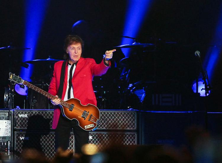 Haverá pré-venda exclusiva para fãs cadastrados no site internacional de Paul McCartney - Foto: Andre Borges | Divulgação