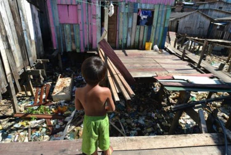 No Nordeste, 44,8% dos 57 milhões de habitantes estão abaixo da linha de pobreza - Foto: Agência Brasil