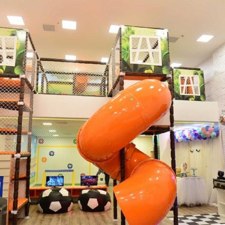 O espaço oferecerá atividades lúdicas e atrações imperdíveis - Foto: Divulgação