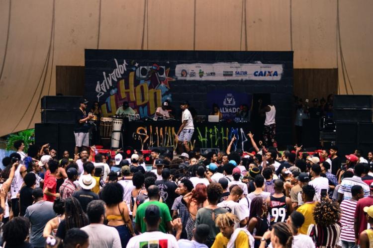 O evento chega a sua 5ª edição trazendo diversos artistas de rap
